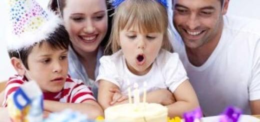 Lepe poruke roditeljima za dečiji rodjendan